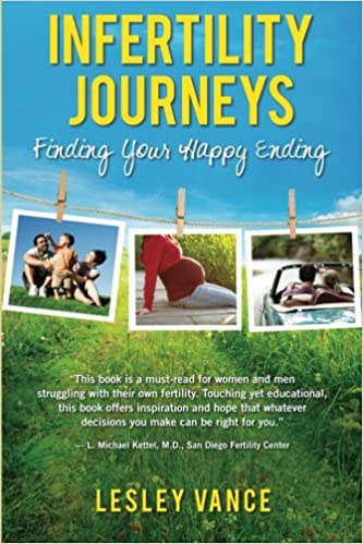 Book Infertility Journeys: Finding Your Happy Ending