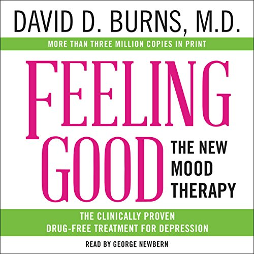 Feeling Good: The New Mood Therapy Audiobook [Free Download by Trial] thumbnail