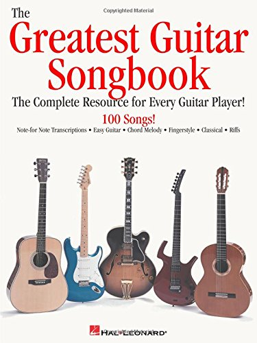 Greatest Guitar Songbook - The Greatest Guitar Songbook