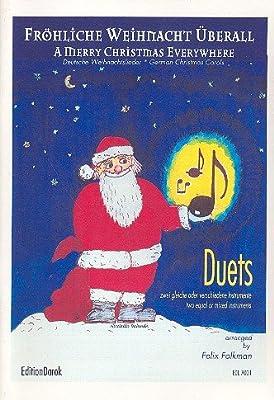 Feliz Navidad en cualquier lugar: canciones de Navidad alemanas ...