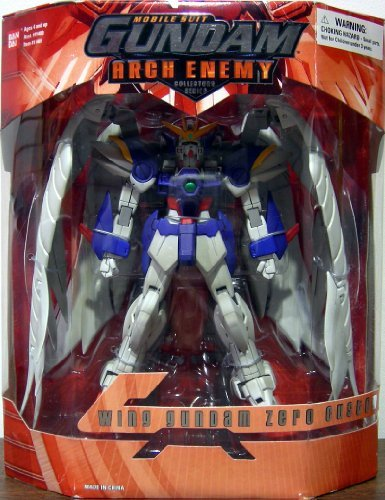 Mobile Suit Gundam Arch Enemy Collectors Series (Wing Gundam Zero Custom) 1/100 scale