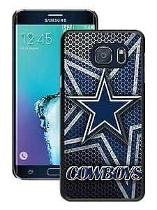 Hot Sale Samsung Galaxy Note 5 Edge Case ,Unique And Fashion Designed Case With Dallas Cowboys 4 black Samsung Galaxy Note 5 Edge Screen Cover Custom Drsigned Phone Case