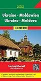 Ucraina-Moldavia 1:1.000.000