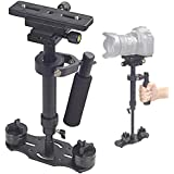 ASHANKS S40 15.8'/40CM Handheld Steadycam Camera Stabilizer For DSLR Steadicam Canon Nikon GoPro AEE Video Camera