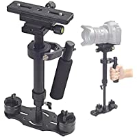 ASHANKS S40 15.8/40CM Handheld Steadycam Camera Stabilizer For DSLR Steadicam Canon Nikon GoPro AEE Video Camera