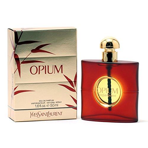 Edt Ounce Opium 1.6 - Opium By Yves Saint Laurent For Women - 1.6 Oz Edt Spray