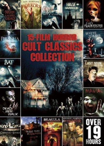 15-Film Horror Cult Classics Collection