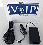 The VoIP Lounge Replacement 48V Power Supply for Cisco 7900 Series IP Phone (includes AC Power Cord)