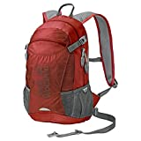 Jack Wolfskin Velocity 12 Hiking Daypacks, Mexican Pepper, One Size
