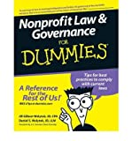 img - for [(Nonprofit Law and Governance For Dummies )] [Author: Jill Gilbert Welytok] [May-2007] book / textbook / text book
