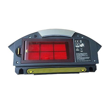 Onetek - Depósito para aspiradora para IRobot Roomba 800 900 ...