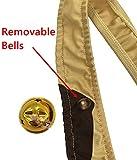 Christmas Gag Gift Reindeer Mankini Men Thong Underwear with Bells
