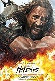 HERCULES - Movie Poster - Double-Sided - 27x40 - Original - ADVANCE - DWAYNE JOHNSON AKA THE ROCK - IRINA SHAYK