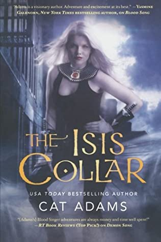 book cover of The Isis Collar