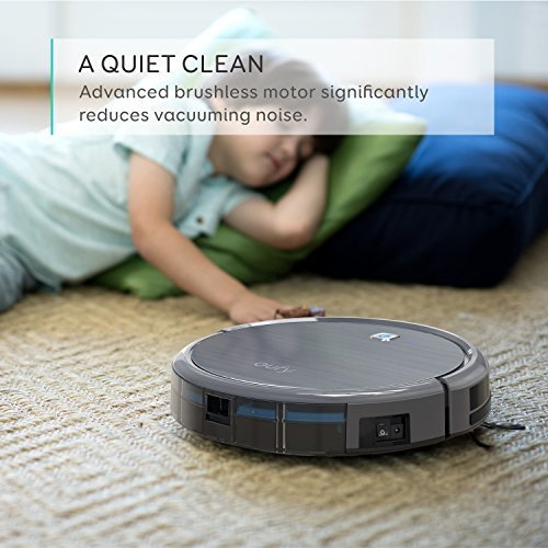 -[ Eufy RoboVac 11c, Smart Wi-Fi Robotic Vacuum Cleaner, High Suction, Weekly Cleaning Schedule, Se