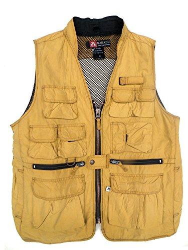 Kakadu Traders Australia Ventilator Vest, Yellow, -