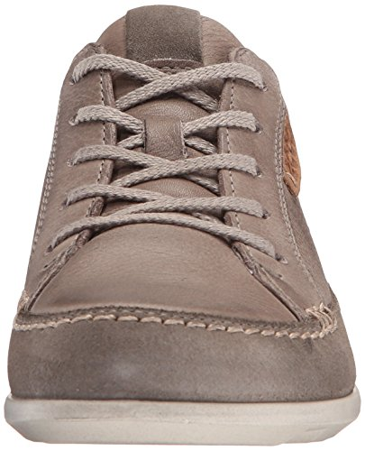 Ecco Signore Cayla Derby Lace Up Brogue Marrone (grigio Caldo / Moonrock 55634)