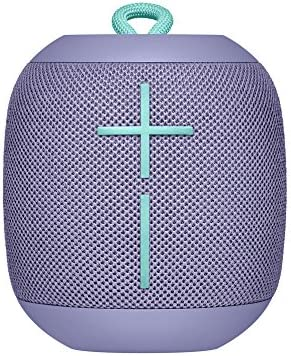 Ultimate Ears WONDERBOOM Portable Waterproof Bluetooth Speaker – Lilac