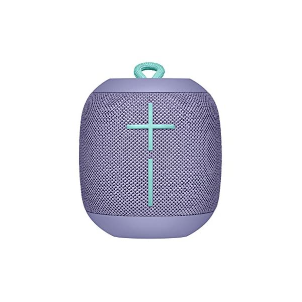 Enceinte Bluetooth Ultimate Ears WONDERBOOM étanche avec connexion Double-Up - Lilas/Violet 1
