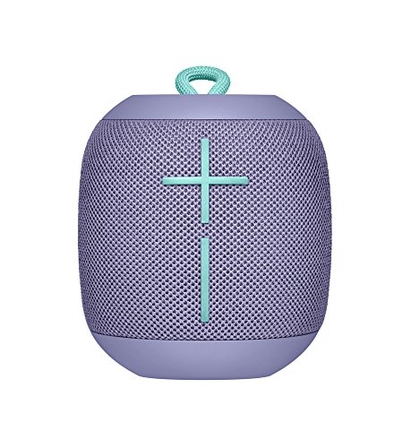 UE WonderBOOM Lilac Portable Bluetooth Speaker