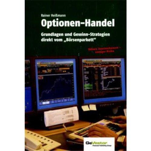optionen handel rainer heißmann quantitative finanzen vs. maschinelles lernen