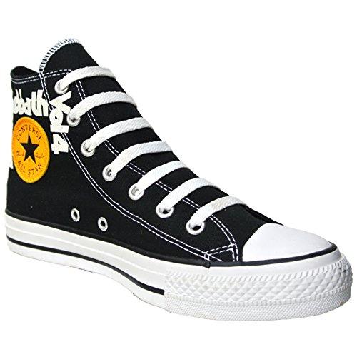 107188 VOL 9 SABBATH Edition Bestellnummer EU Limited Osbourne CHUCKS Ozzy 4 5 STAR 43 UK CONVERSE BLACK ALL xwFAqTAg