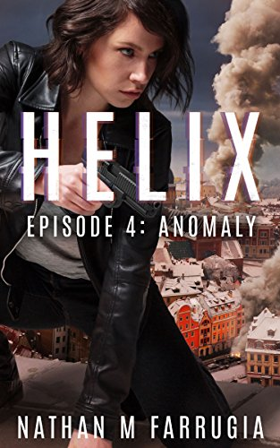 book cover of Anomaly
