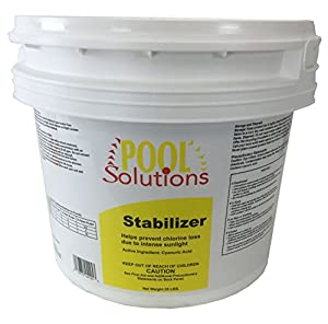Pool Solutions Swimming Pool 25lb Chlorine