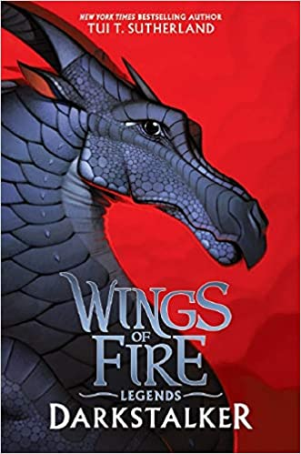 Darkstalker (Wings of Fire: Legends): Tui T  Sutherland