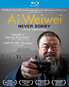 Cover Image for 'Ai Weiwei: Never Sorry'