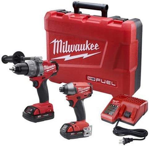 Milwaukee Electric Tool 2791-22CT M18 Lithium Comb Kit