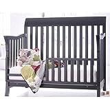 Amazon Com Bonavita Harper Lifestyle Crib Chocolate Baby