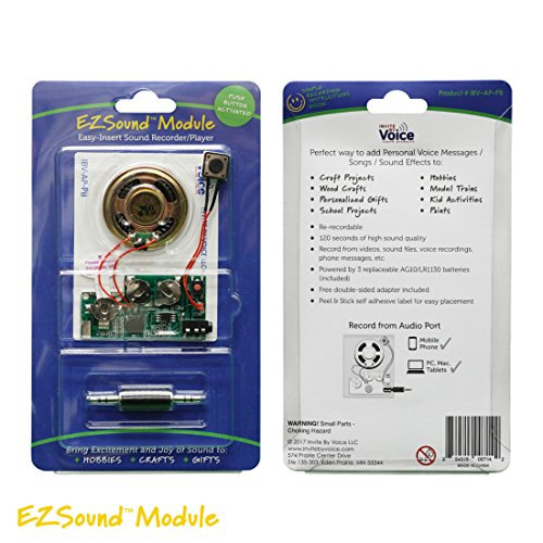 EZSound Module Push Button