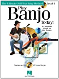Play Banjo Today! Level One, Colin O'Brien, 1423419936