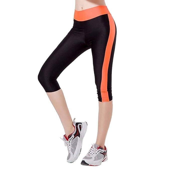 Vectry Pantalones Deporte Mujer Leggin Mujer Yoga Leggins ...