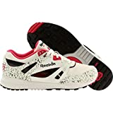 Reebok Ventilator Vintage Chalk/Magenta Basketball Mens D New $87