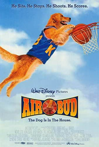 Amazon.com: Air Bud - Póster de 27 x 40: Home & Kitchen
