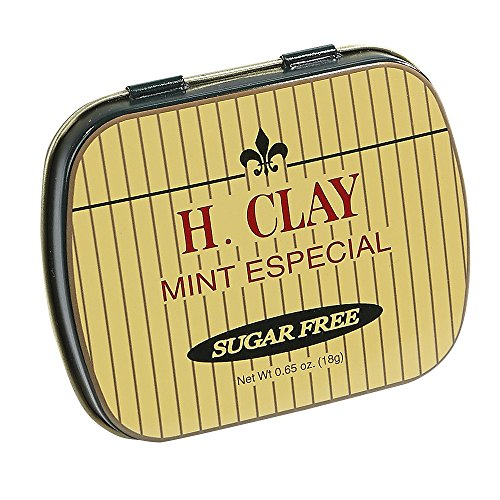 H. Clay Smokers Mints (Brick of 24 Tins)