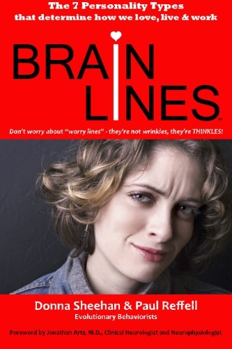 Download BrainLines: The 7 Personality Types that determine how we love, live and work ebook