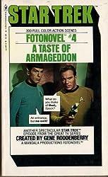 A Taste of Armageddon (Star Trek Fotonovel, No. 4)