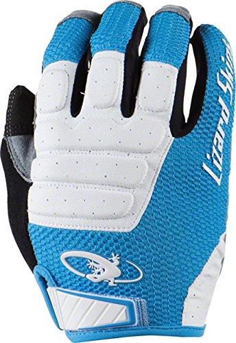 Lizard Skins Monitor HD Gloves: Electric Blue MD
