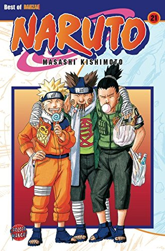 Naruto, Band 21