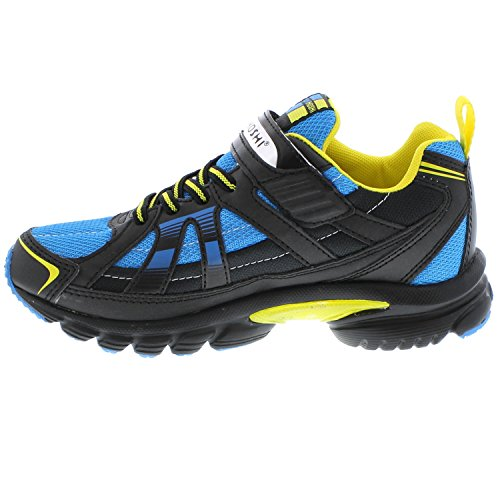 Pictures of TSUKIHOSHI Kids Youth Boy's Storm (Little Black/Blue 4