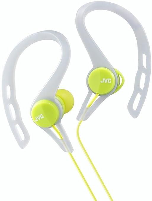 JVC - Auriculares deportivos, color verde Nuevo: Amazon.es: Hogar