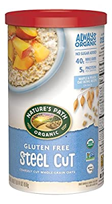 Organic Oven Toasted Oats from Country Choice Organic