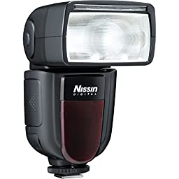 Nissin ND700A-S Speedlite Air for Sony (Black)