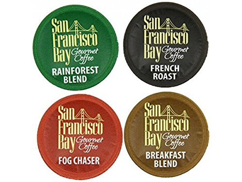 OneCup, Variety Pack, 120 Single Serve Coffees By San Francisco Bay (Pack of 2) by San Francisco Bay