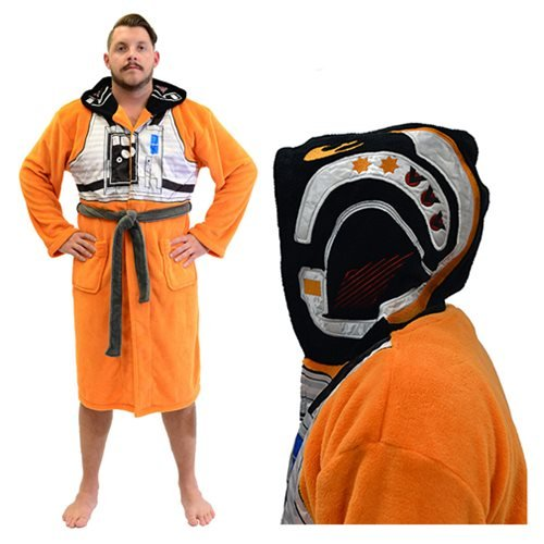 X Wing Fighter Fleece Costume Robe