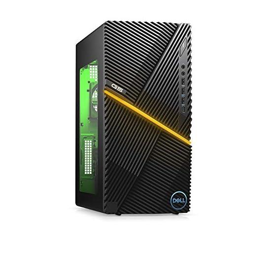 New Dell G5 Gaming Desktop, Intel Core i7-10th Gen, 16 GB RAM, 1 TB SSD, Nvidia GeForce RTX 2060 Super, Black