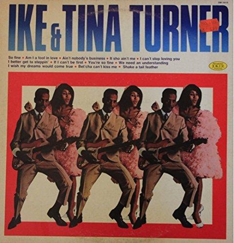 IKE & TINA TURNER River Deep Mountain High LP vinyl 60's original CANADAIAN alternate cover A&M SP 4178 soul funk R&B PHIL SPECTOR